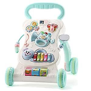 Primeros Pasos Bebé Actividad Andadores Aprendizaje Walker música ...