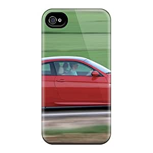 Hot Tpye Red Bmw M3 Side View Case Cover For Iphone 4/4s