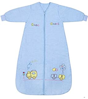 Slumbersac - Saco de dormir para bebé (para todo el año, manga larga,