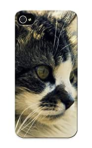 Animal Cat Case Compatible With Iphone 5/5s/ Hot Protection Case(best Gift Choice For Lovers)