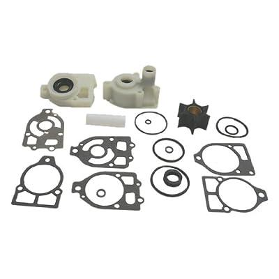 Sierra International 18-3317 Water Pump Kit: Automotive [5Bkhe1403627]
