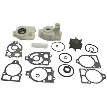 Amazon Com Sierra International 18 3317 Water Pump Kit Automotive