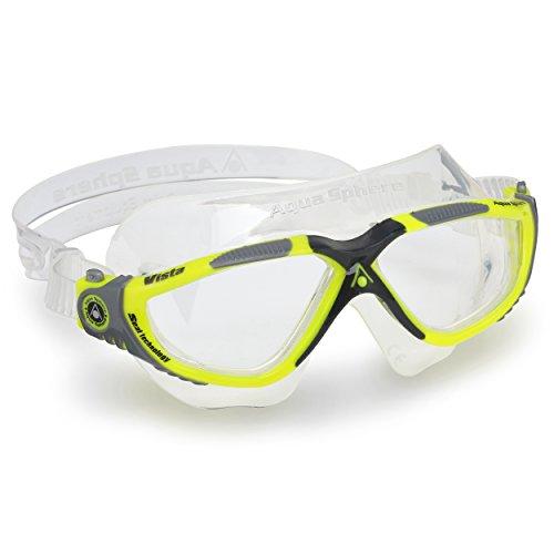 Aqua Sphere Vista Clear Lens Goggle (Vista Lens Clear)