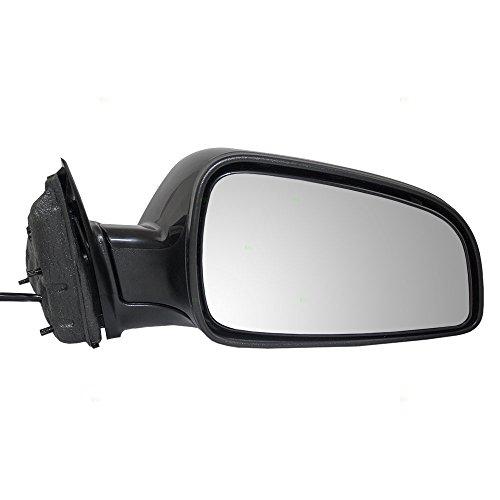 Passengers Power Side View Mirror Replacement for Chevrolet Malibu Saturn Aura 25853523 GM1321342 AutoAndArt