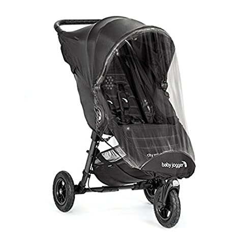 Brand New universal Baby Jogger City Tour Single Stroller Rain Cover PVC zipped