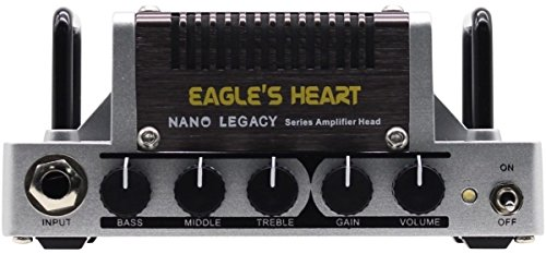 - Hotone Eagle's Heart Inspired by ENGL Savage 120 Guitar Amp