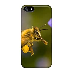 FJxhpbY2217tmsst Tpu Phone Case With Fashionable Look For Iphone 5/5s - African Honey Bee