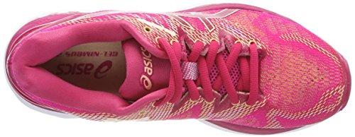 Asics Women's Gel-Nimbus 20 Running Shoes Pink (Bright Rose/Bright Rose/Apricot Ice 2121) GwWHkB