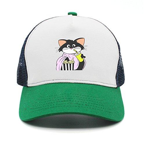 srygjukuu Pattern Royal Canin Cat Food Baseball Hat Adjustable Street Dancing (Canine Refill)