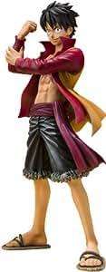 "Bandai Tamashii Nations Luffy (Film Z Version) ""One Piece Film Z"", Figuarts Zero (japan import)"