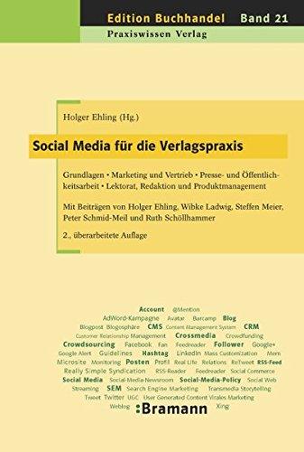 Social Media für die Verlagspraxis (Edition Buchhandel)