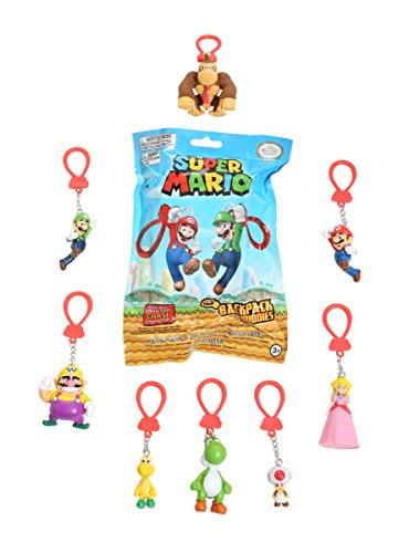 Super Mario Bros. Bag Clip Buddies - Blind -