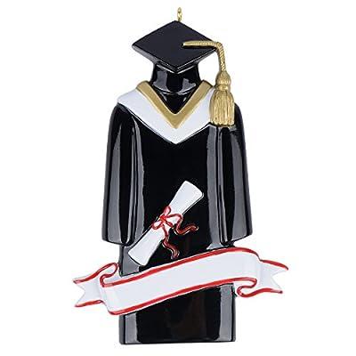 MAXORA Graduation Personalized Ornament