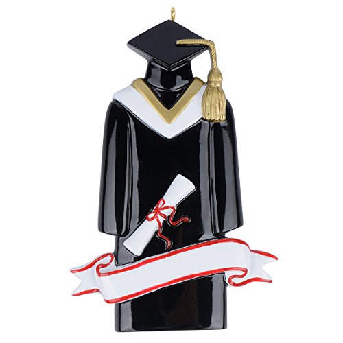MAXORA Graduation Personalized Ornament