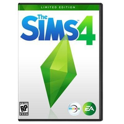 OER Electronic Arts Sims 4 Limited Edition Pc