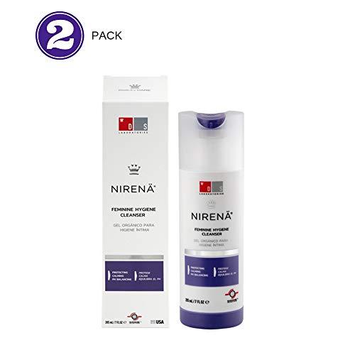 Nirena Feminine Cleanser - Removes Odor Causing Bacteria - PH Balance - Keeps You Fresh & Clean (No Harsh Ingridients)