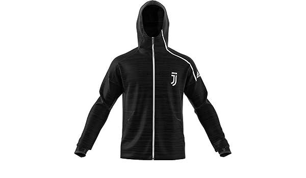 fcf29d83ceb45 Amazon.com : adidas 2018-2019 Juventus Zne 3.0 Anthem Jacket (Grey ...