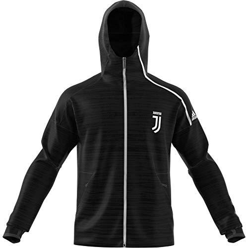 adidas 2018-2019 Juventus Zne 3.0 Anthem Jacket (Grey)