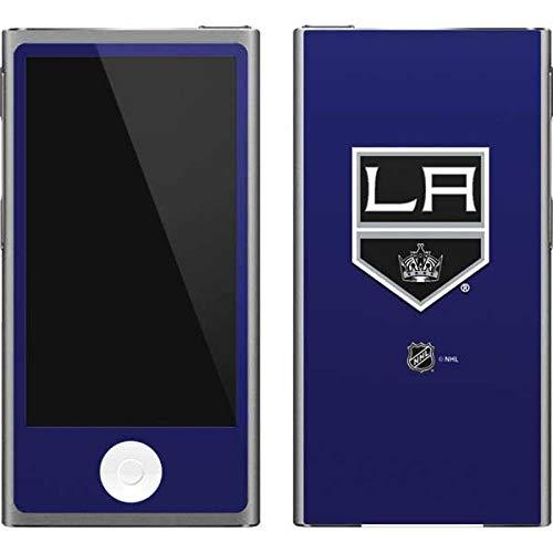(Skinit NHL Los Angeles Kings iPod Nano (7th Gen&2012) Skin - LA Kings Logo Design - Ultra Thin, Lightweight Vinyl Decal Protection)
