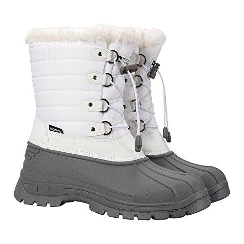 neige Bottes Ski Warehouse de Mountain preuve de Chaud Blanc Whistler Femme NeigeAprès nfA86x