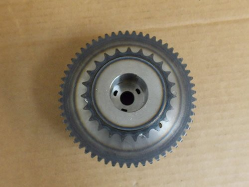 Genuine LAND ROVER CAMSHAFT SPROCKET RANGE ROVER 06-09 LR3 SPORT 05-09 4536849 by Land Rover
