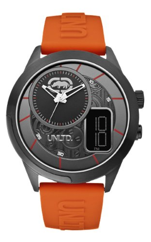 Marc Ecko Men's E14545G1 The Eclectic Dual Analog and Digital Watch
