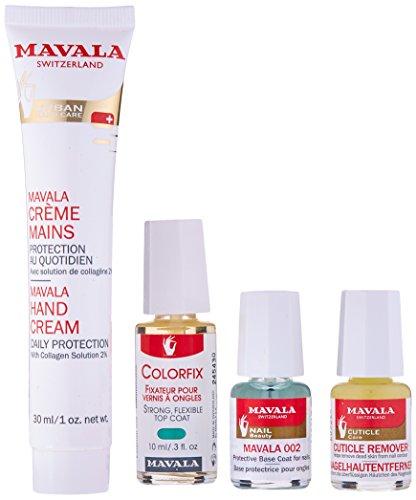 Mavala Revive Dull Chipping Polish Kit, 5 (Mavala Polish Remover)