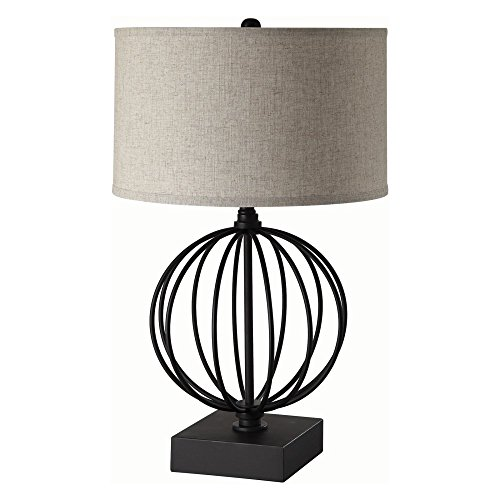 Bedroom Lamps Made In Usa: Coaster Company Of America 902966 Table Lamp