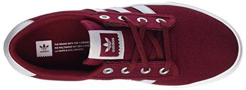 adidas Solid Collegiate Mehrfarbig Ftwr Gymnastikschuhe Unisex White Burgundy Erwachsene Kiel Grey Lgh rgrX8