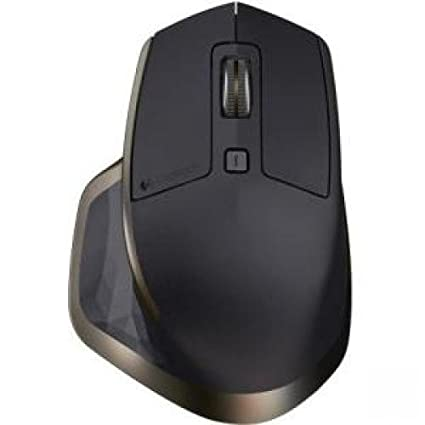 107dcf4e7db Logitech MX Master Wireless Mouse - Use on Any Surface, Ergonomic Shape,  Hyper-