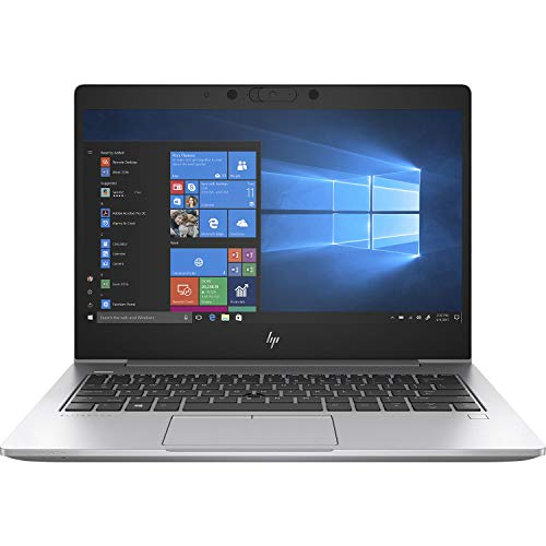 HP Elitebook 830 G6 13.3-inch Laptop (8th Gen Core i7-8565U/16GB/1TB SSD/Windows 10 Pro/Intel UHD 620 Graphics), Silver