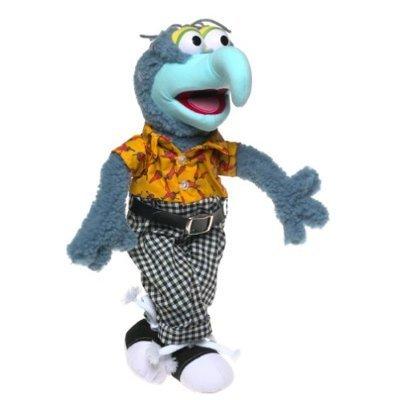 The Sesame Street Muppets: Bean Bag Gonzo 8