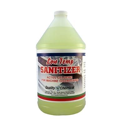 Low Temp Sanitizer