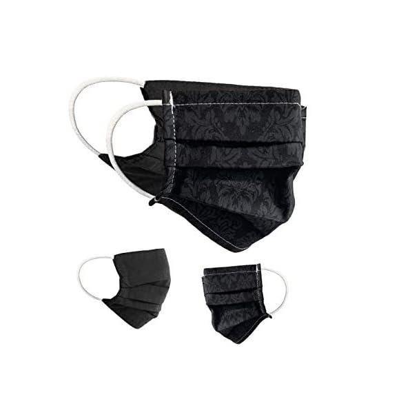 BaF-Community-Masken-2-per-Pack-Set-Unisex-Behelfsmaske-Wendbar-Mundschutz-Maske-Mund-und-Nasenschutz-Wendemaske-mit-Motiv-Baumwolle-BCI-Waschbar