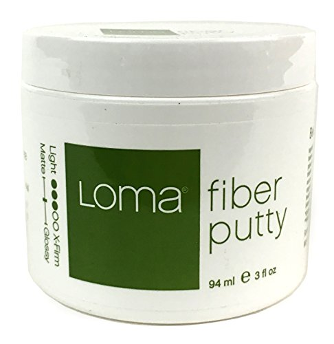 LOMA Fiber Putty 3 Ounce by Loma Hair Care