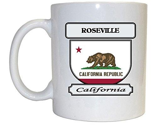 Roseville, California (CA) City Mug ()