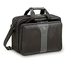 Wenger 15.6-Inch Legacy Top Load Double Gusset Case for Notebook (WA-7652-14F00)