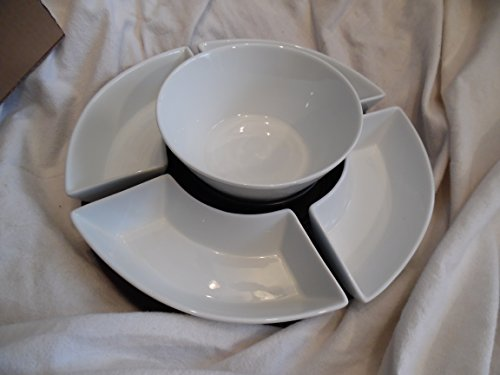 Veggie and Dip Multiserver Serving Set (Serving Tray Bed Beyond Bath And)