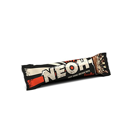 NEOH Low Carb Protein & Candy Bar - Low Sugar Keto Snack (1g), 90 cals, 8g Protein (Chocolate Crunch 12-Pack) - Gluten Free by NEOH (Image #6)