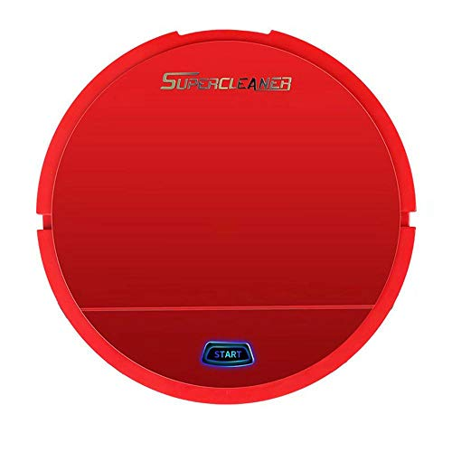MOGOI Robot Vacuum Cleaner with Strong Suction, Household Automatic Induction Device Smart Sweeper Robot for Hard Floor, Pet Hair and Carpets
