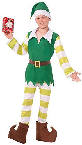 Forum Novelties Jingles the Elf Costume, Medium -