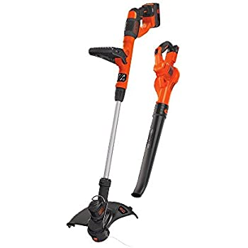 Amazon.com : BLACK+DECKER LCC222 20V MAX Lithium String ...