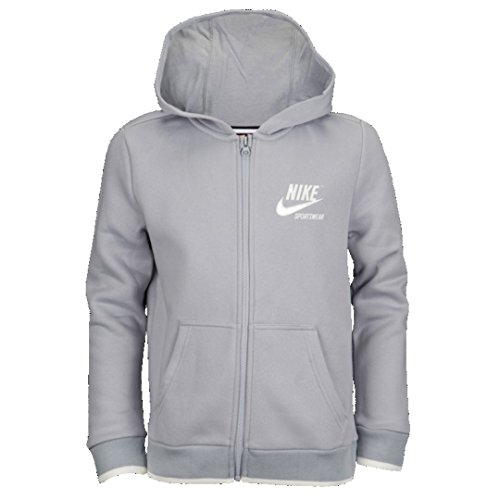 NIKE Archive Fleece Full-Zip Hoodie-Boys Large by NIKE