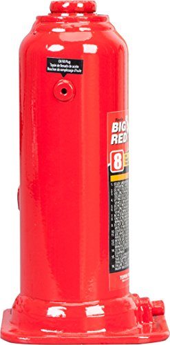 Torin Big Red Hydraulic Bottle Jack, 8 Ton Capacity by Torin (Image #6)