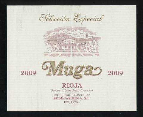 2009 Muga Reserva Seleccion Especial, Rioja 750 mL - Muga Reserva Rioja
