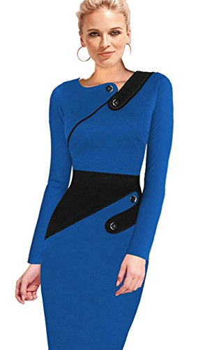 merope-j-long-sleeves-button-round-neck-midi-bodycon-wrapped-dress-for-women-3xl-blue