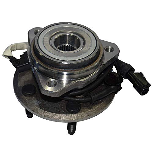 GSP 116003 Axle Bearing and Hub Assembly - Left or Right Front (Driver or Passenger Side)