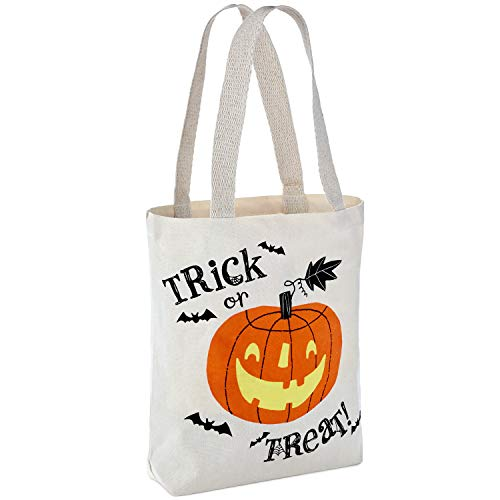 Hallmark Large Halloween Canvas Bag (Trick or Treat) -