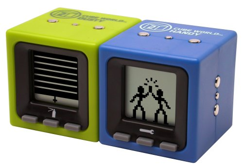Cube World Series 2: Handy & Dusty by Mattel