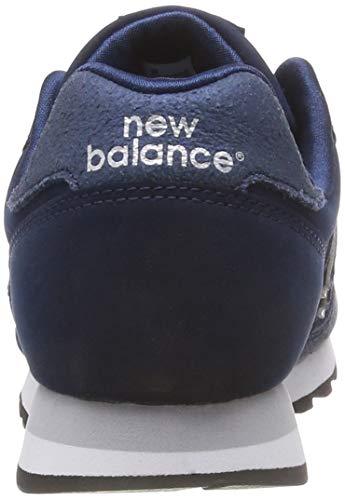 navy Para Zapatillas New 373 Balance Ns silver Azul Mujer BUqYpUw